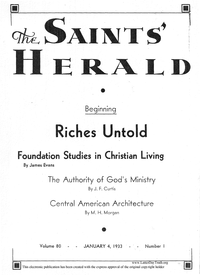 The Saints' Herald, vol. 80, 1933 (PDF)