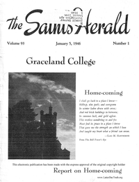 The Saints' Herald, volume 93