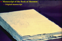 Go Ye And Teach #4 - Evidences Of The Book Of Mormon