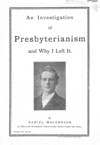 An Investigation Of Presbyterianism And Why I Left It
