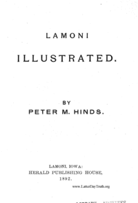 Lamoni Illustrated