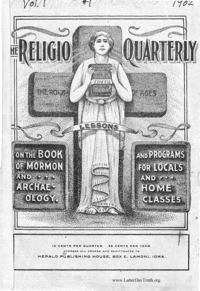 The Religio Quarterly (see Periodical: R)