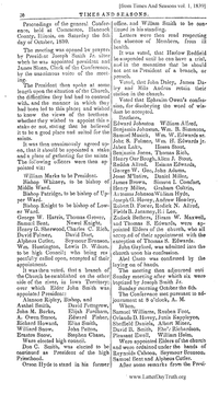 1839 Fall General Conference Minutes [from Times And Seasons vol. 1 pages 30-31]