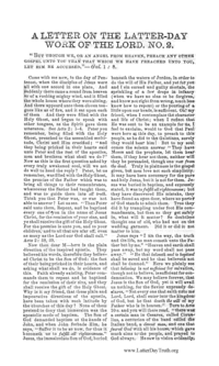 A Letter On The Latter-Day Work Of The Lord No. 2, n.d. [1866] (PDF)